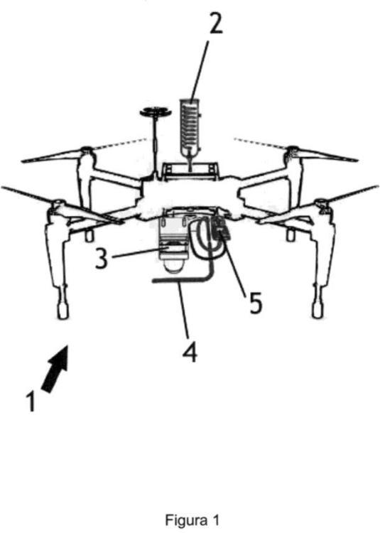 Cualquier sistema destinado a la captación y/o recolección de partículas aerobiológicas mediante el uso de multirrotores.