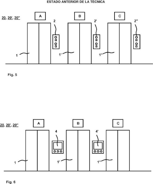Ilustración 3 de la Galería de ilustraciones de Método y aparato para modernizar una instalación de ascensor