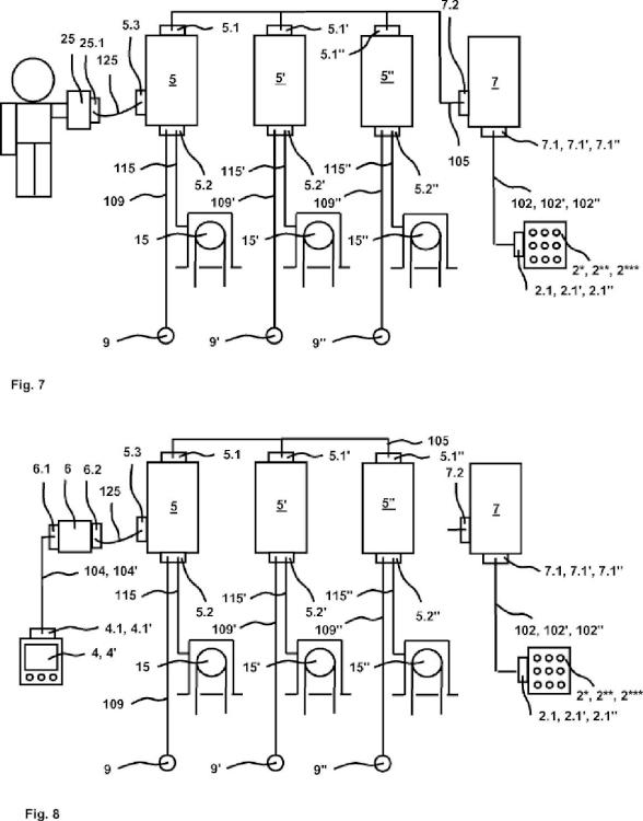 Ilustración 4 de la Galería de ilustraciones de Método y aparato para modernizar una instalación de ascensor