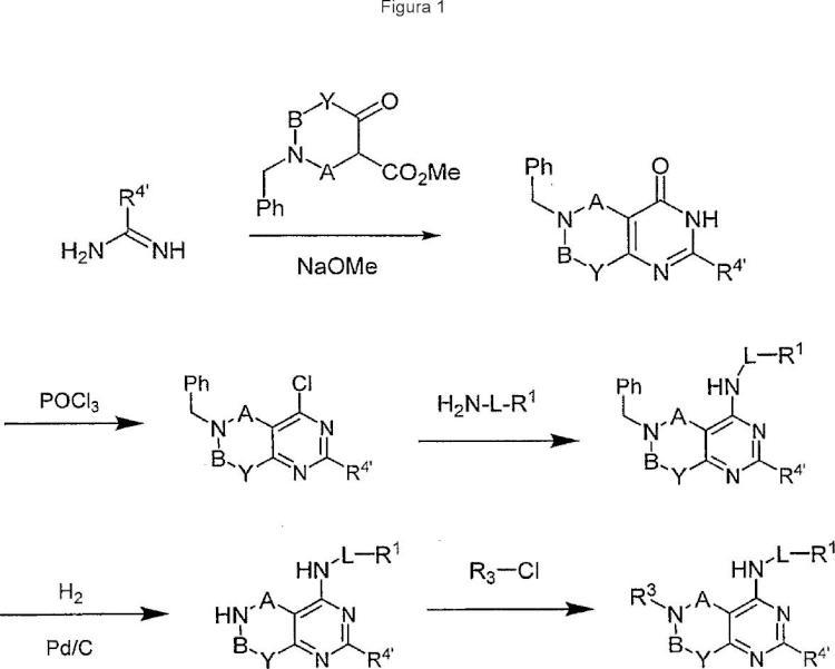 Compuestos heterocíclicos condensados, y sus composiciones y usos.