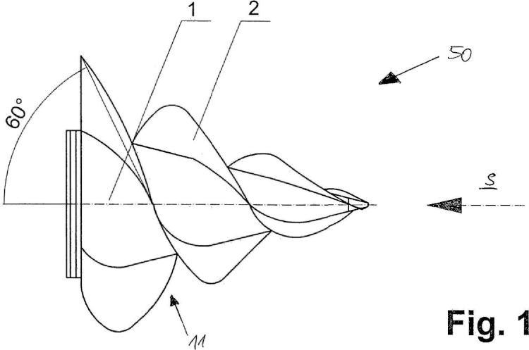 Disposición de turbinas para la conversión en energía eléctrica de una energía contenida en un flujo de un fluido.
