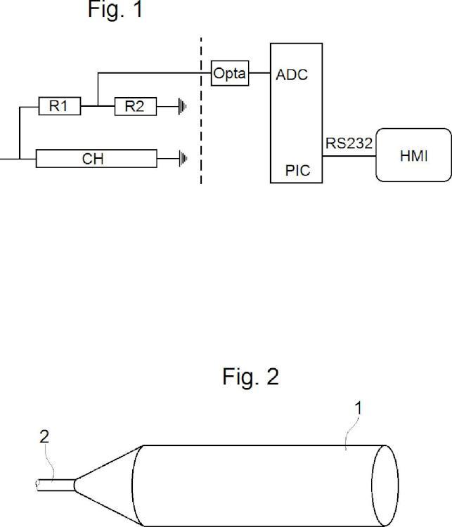 Dispositivo para localización de zonas doloridas implementado en una máquina de hipertermia.