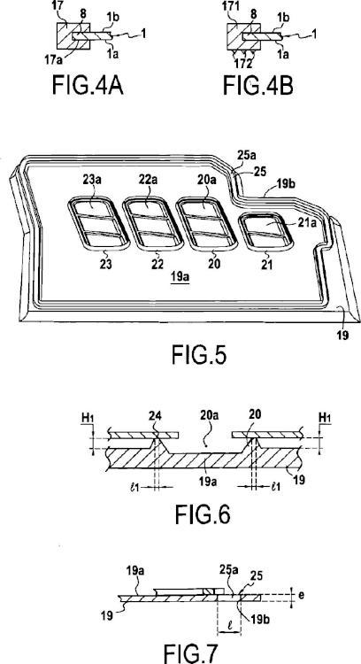 Procedimiento de fabricación de una alfombrilla para la protección de un tapizado original de un vehículo automóvil y alfombrilla obtenida.