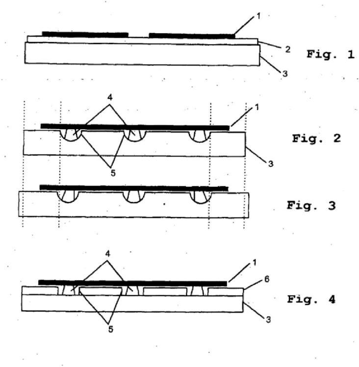 Módulo fotovoltaico y procedimiento para su fabricación.