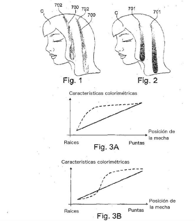 Elemento de aplicación cosmética.