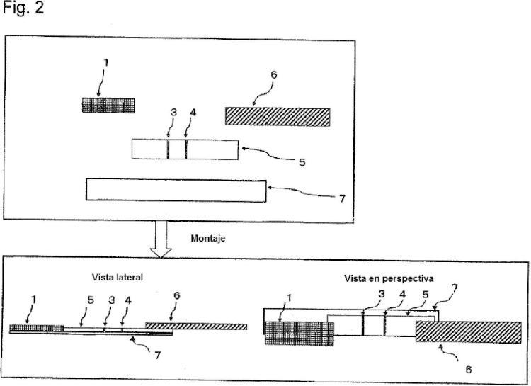 Detección inmunocromatográfica de Staphylococcus multirresistente y kit de diagnóstico.