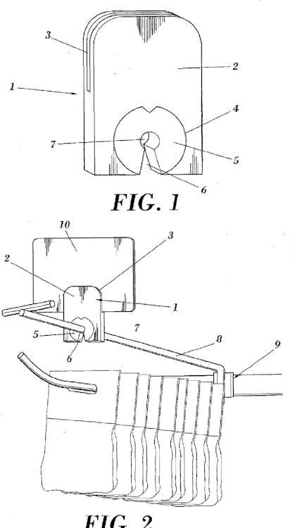Elemento de soporte para carteles y similares.