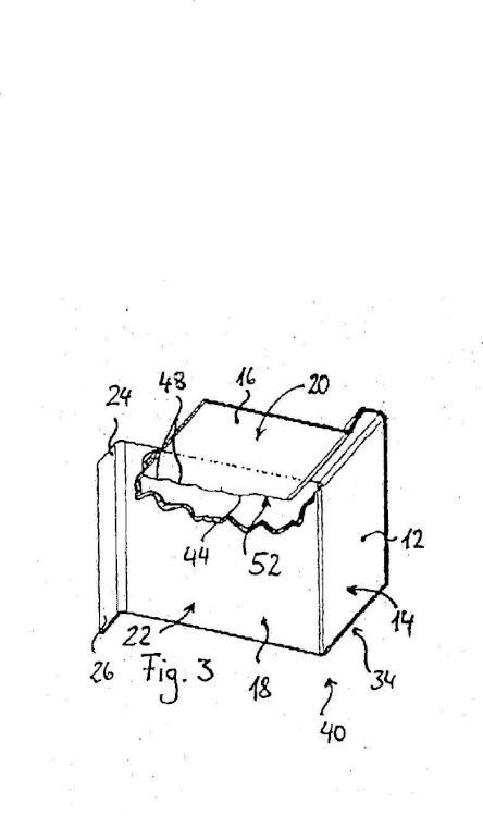 Procedimiento para la fabricación de una caja de puerta de una hoja de puerta formada por caja y tapa.