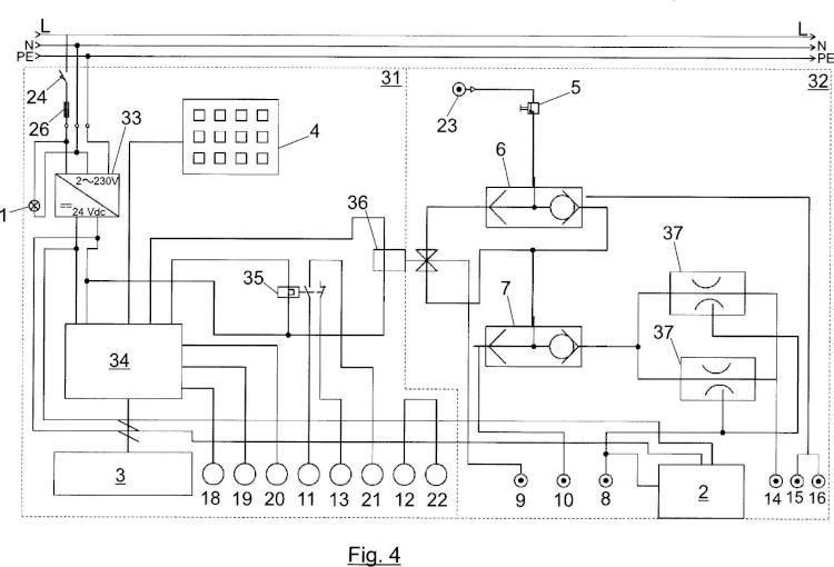Generador programable de pulsos para ensayos neumáticos y eléctricos de fatiga.