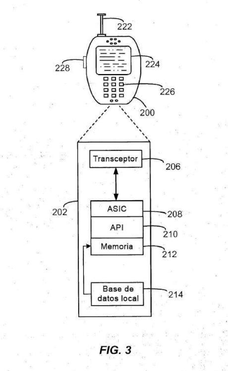 Ilustración 4 de la Galería de ilustraciones de Priorización de sistemas de capa física y gestión de sesión de comunicación en un sistema de comunicaciones inalámbricas