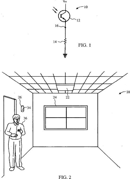 Dispositivo dispensador que incluye un circuito de detección de movimiento.