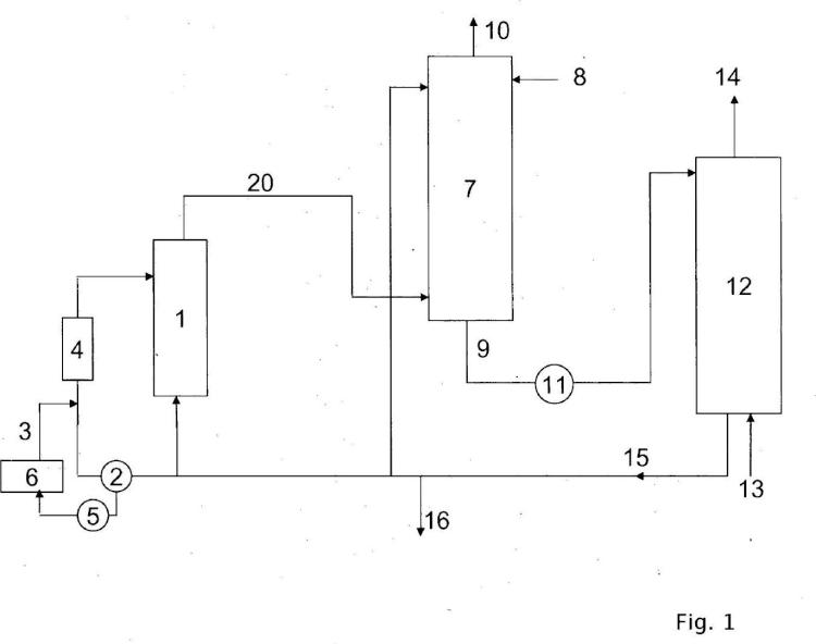 Proceso para la producción de dióxido de cloro.