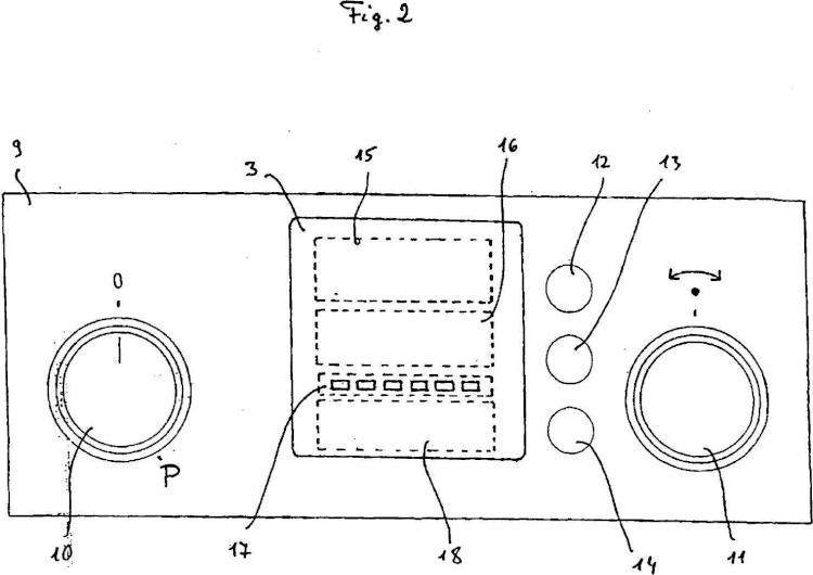 Control para un aparato de cocción y procedimiento para el control de un aparato de cocción.