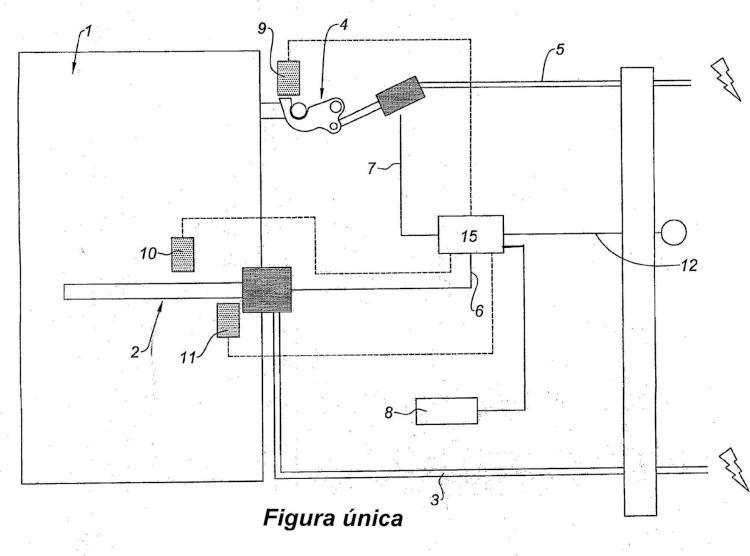 Sistema de accionamiento y de control de un capó móvil de góndola de turborreactor.