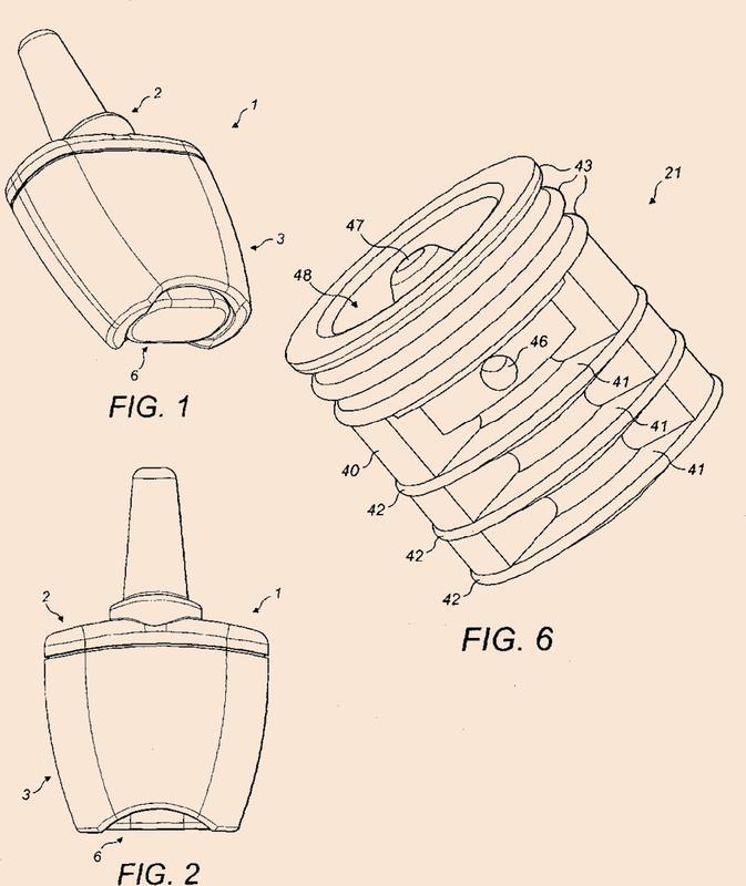 Dispositivo de suministro de fluidos.