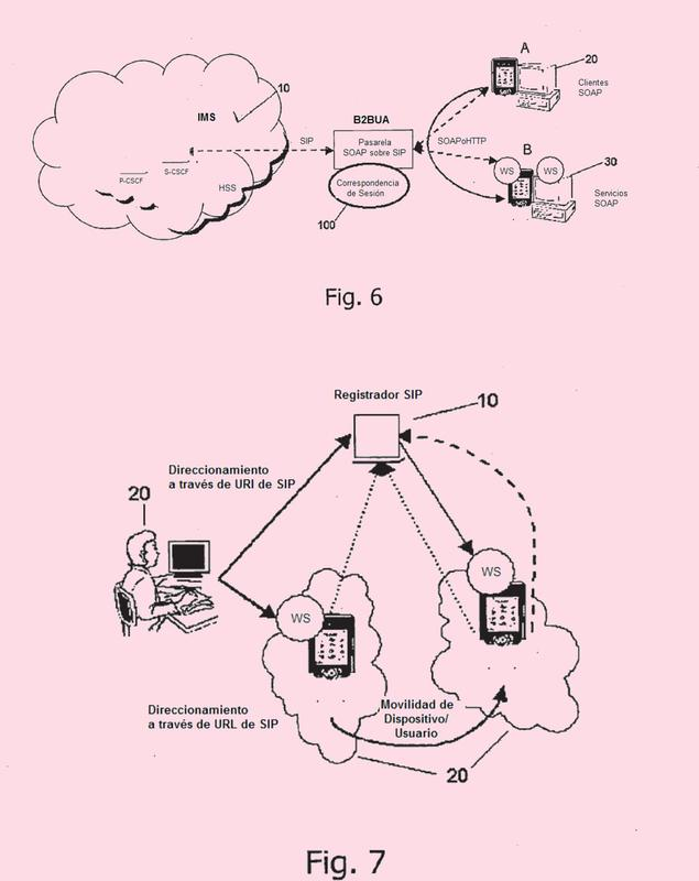 Técnica para proporcionar interoperabilidad entre diferentes dominios de protocolo.