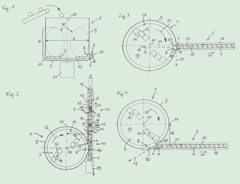 Dispositivo para pretratar materiales sintéticos.