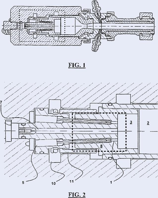 Pistola de combustible de oxígeno de alta velocidad (HVOF) y diseño de quemador.