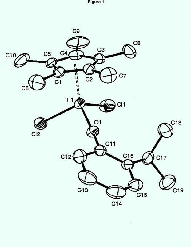 Complejos de metales de transición, composición de catalizadores que contienen los mismos y procedimiento de preparación de homopolímeros de etileno o copolímeros de etileno y alfa-olefinas que usan los mismos.