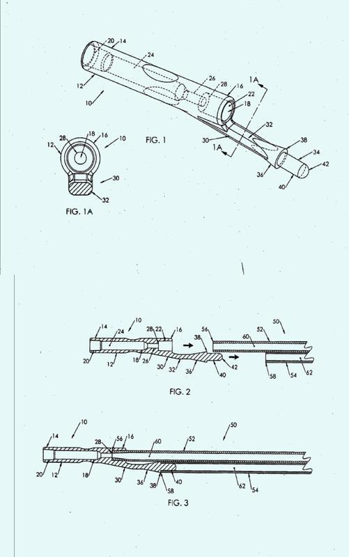 Adaptador de tunelizador de catéter y método para ensamblar a un catéter.