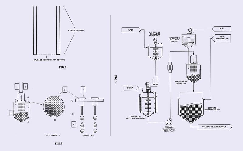 Aparato para preparar perlas de enzimas inmovilizadas y método para preparar perlas de enzimas inmovilizadas usándolo.