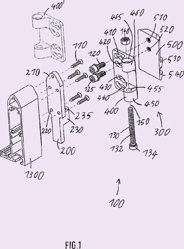 Elemento de fijación, estructura de fijación y cobertizo.
