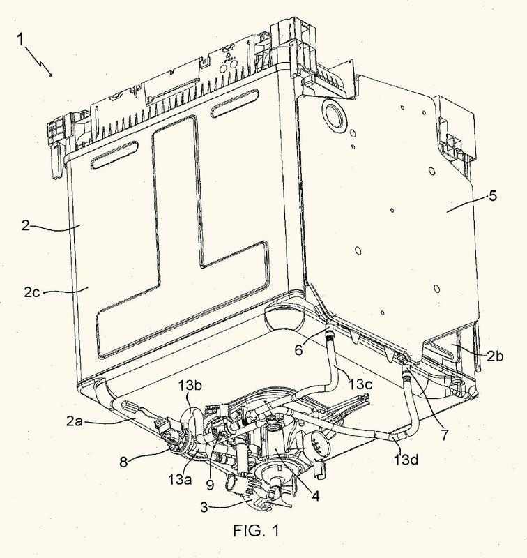 Procedimiento de control del funcionamiento de una máquina para lavar y máquina para lavar asociada.