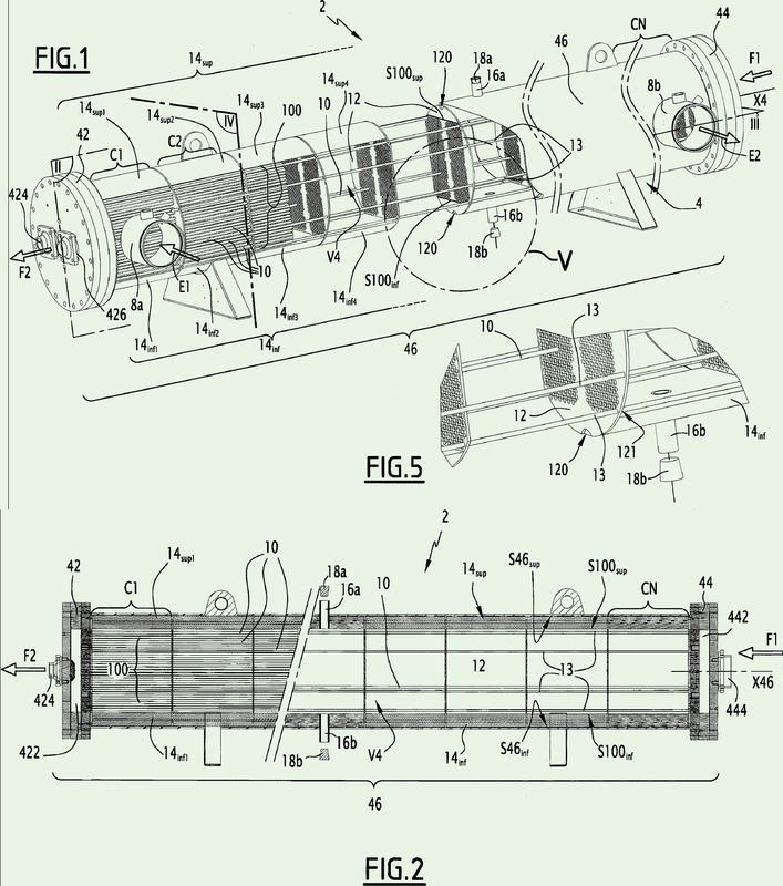 Evaporador de tubos y procedimiento de fabricación de dicho evaporador.