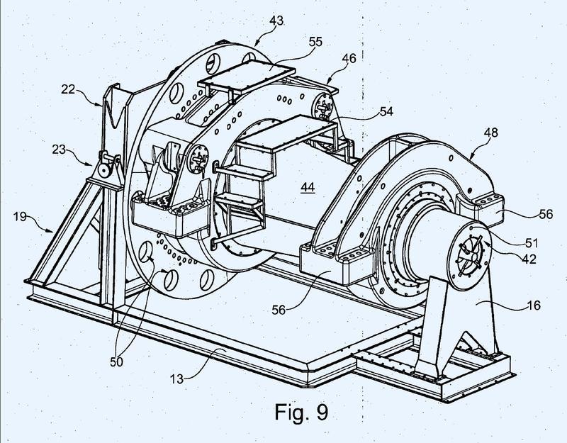 Método de montaje para un árbol de rotor principal y herramienta de instalación correspondiente.