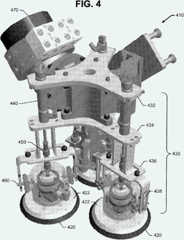 Elementos constitutivos de maquinas o dispositivos abrasivos…