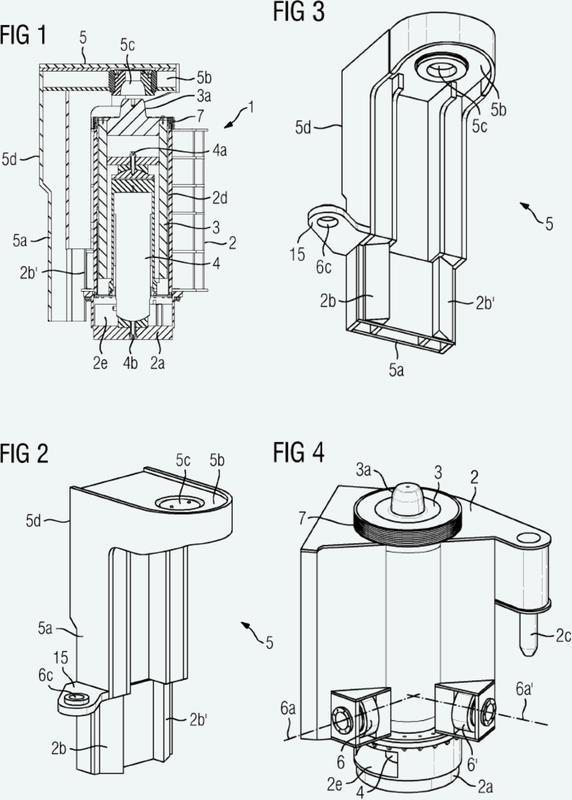 Dispositivo de elevación y pivotado para una tapa de un horno, así como instalación de horno y procedimiento de carga y de mantenimiento de dicha instalación de horno.