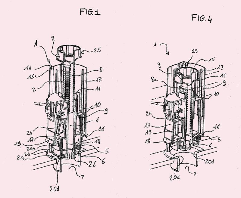 Dispositivo de descarga de agua que permite una regulación simultánea de un flotador y de un tubo de rebose.