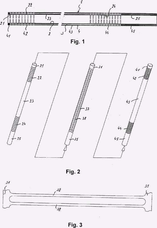 Instrumento y método para su fabricación.