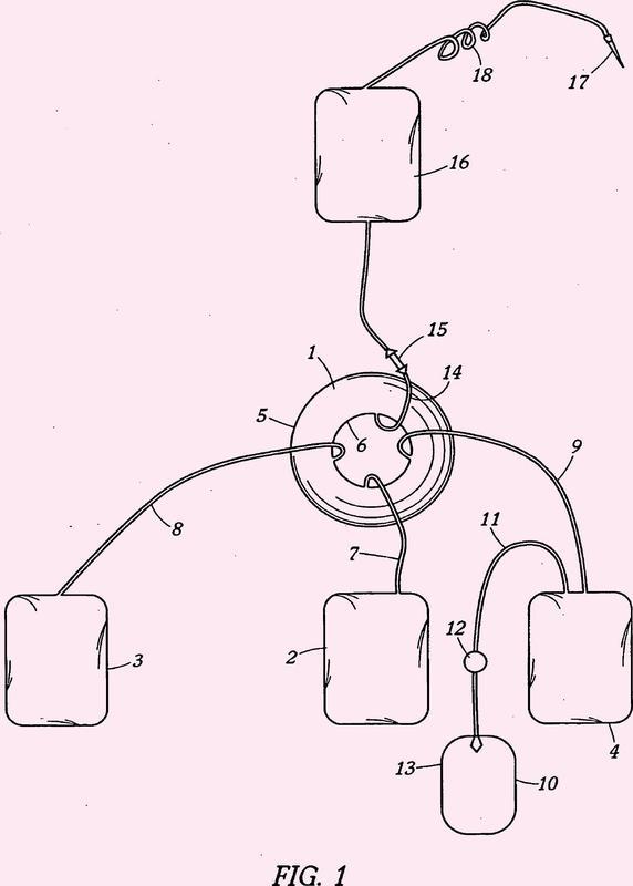 Aparato y métodos para la separación de un volumen de líquido compuesto en al menos dos componentes.