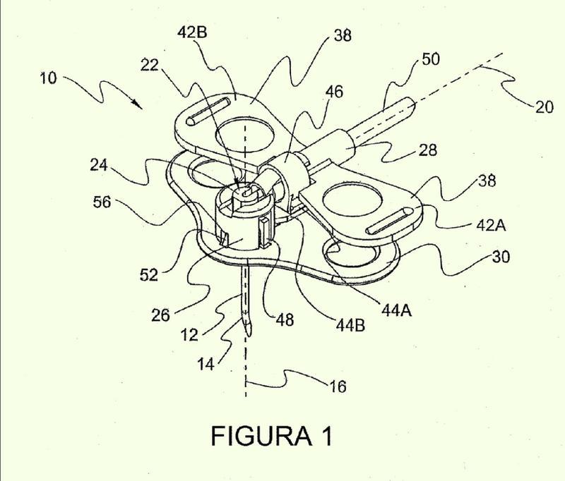 Funda de seguridad para dispositivos de aguja médica.