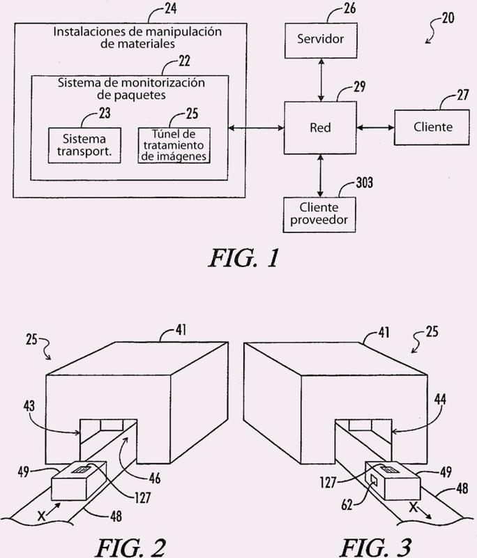 Sistemas y métodos para recibir paquetes en proceso de envío.