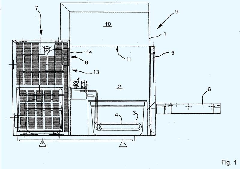 Freidora de sobremesa manual con descarga de humos y vapores de fritura y con recirculación de aire.