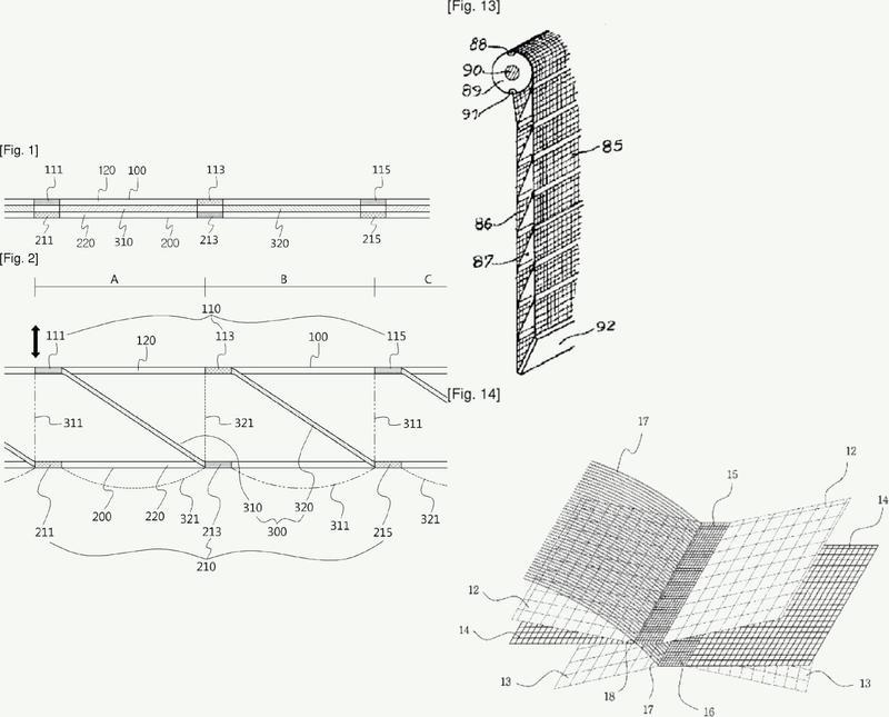 Material textil 3D y preparación del mismo.