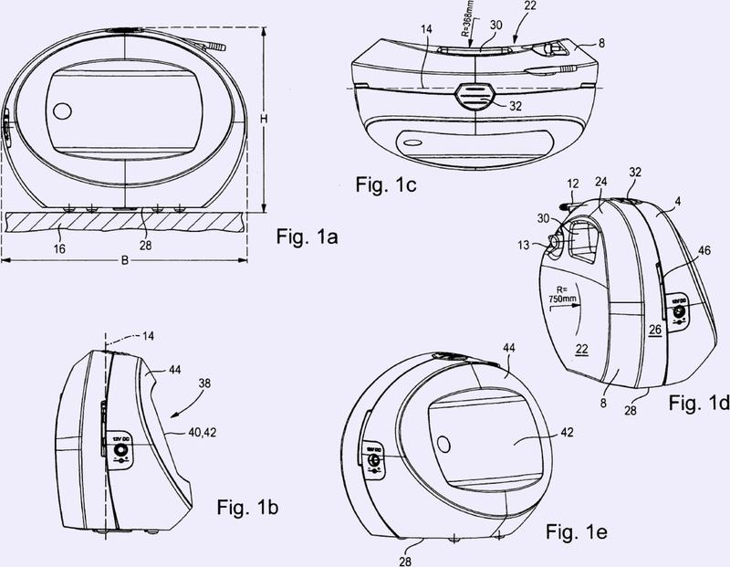 Dispositivo transportable en el cuerpo de un usuario para la puesta a disposición de presión negativa para aplicaciones médicas.