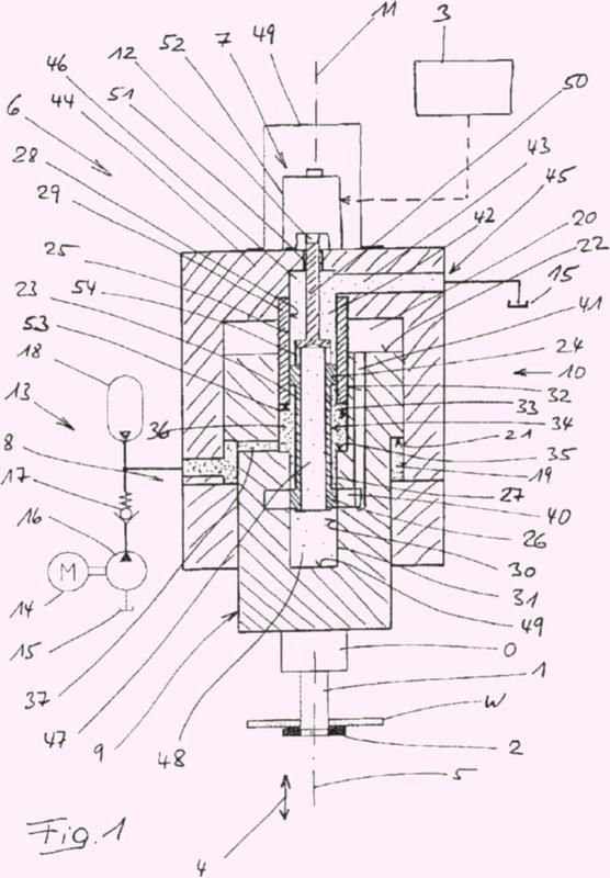 Máquina punzonadora CNC.