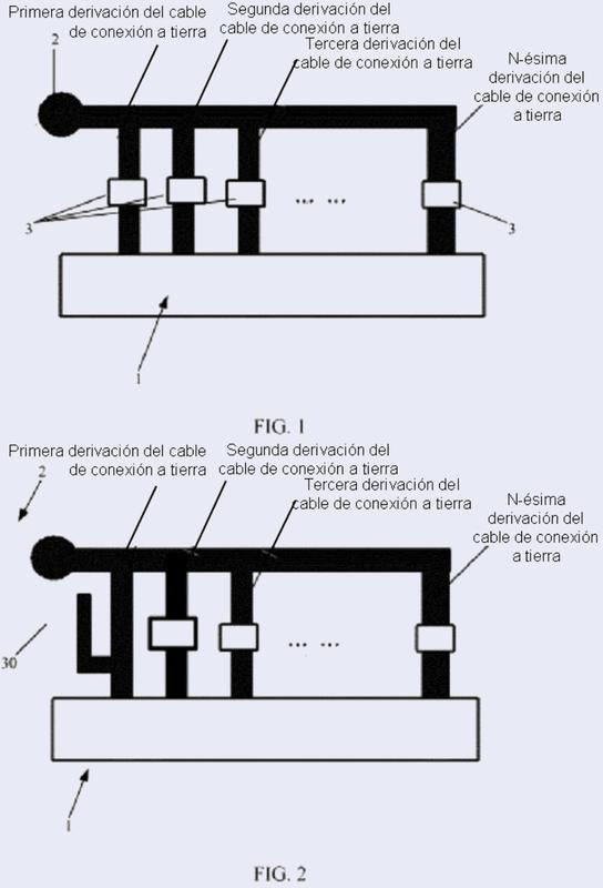 Dispositivo de ajuste de alimentación de una antena multifrecuencia, una antena multifrecuencia y un equipo de comunicación inalámbrico.