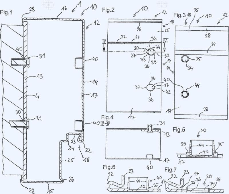 Marcos de puerta metálicos : Patentados.com
