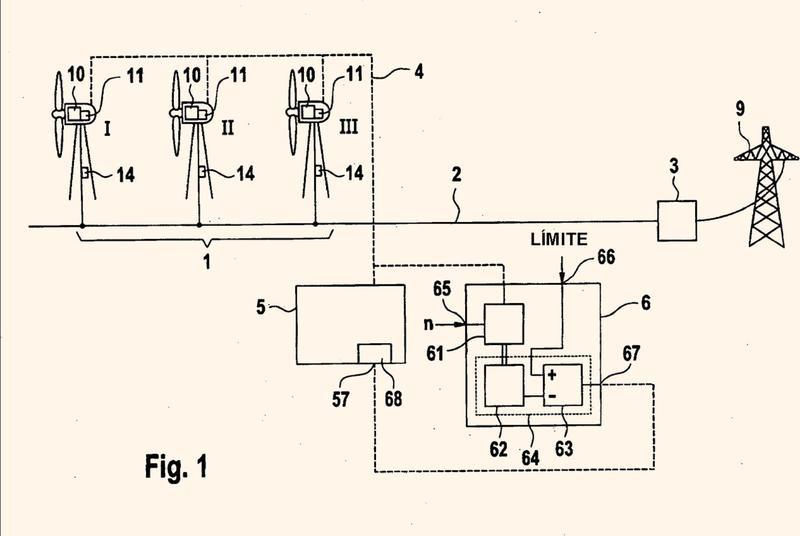 Predictor de armónicos de un parque eólico y procedimiento correspondiente.
