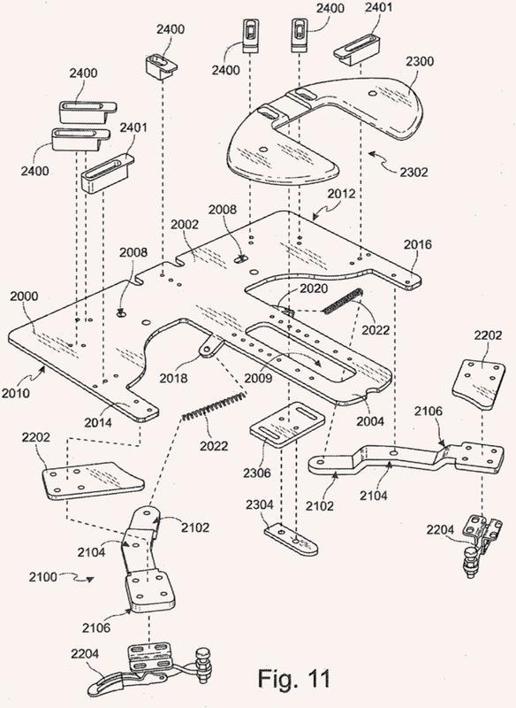 Sistema y método para imprimir gráficos personalizados en calzado y otras prendas de vestir.