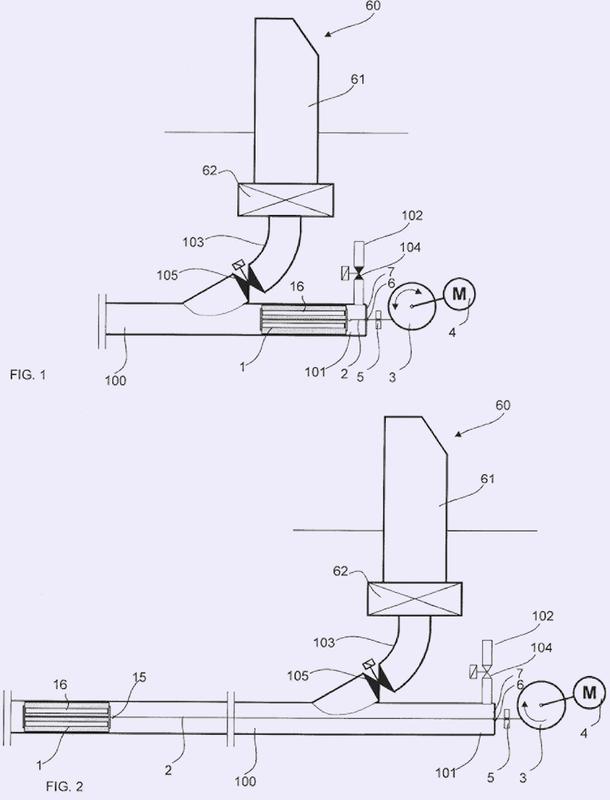 Procedimiento para transportar material en un sistema de manipulación neumático de materiales, aparato de transporte y un sistema de transporte de material.