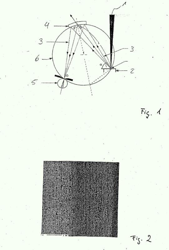 Banda de aluminio para soporte de placa de impresión litográfica.