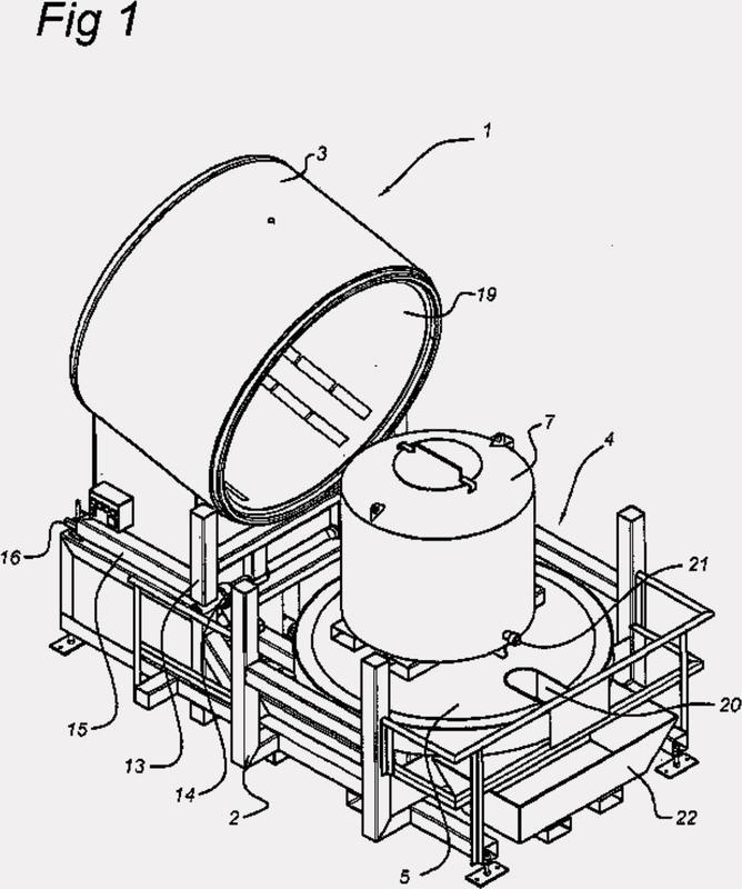 Dispositivo y método para la obtención de metales no ferrosos.