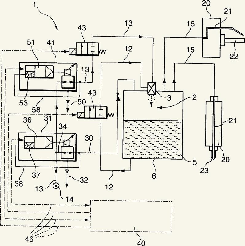 Dispositivo para la producción de aerosol.