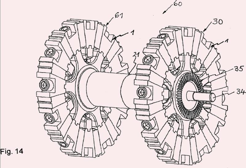 Acomplamiento con anillo de acoplamiento sobre dos elementos de acoplamiento y anillo de acoplamiento correspondiente.