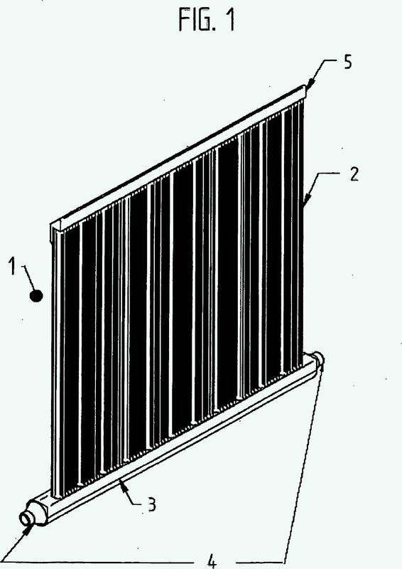 Radiador hidrónico/bifásico con inercia térmica reducida y bajo impacto medioambiental.
